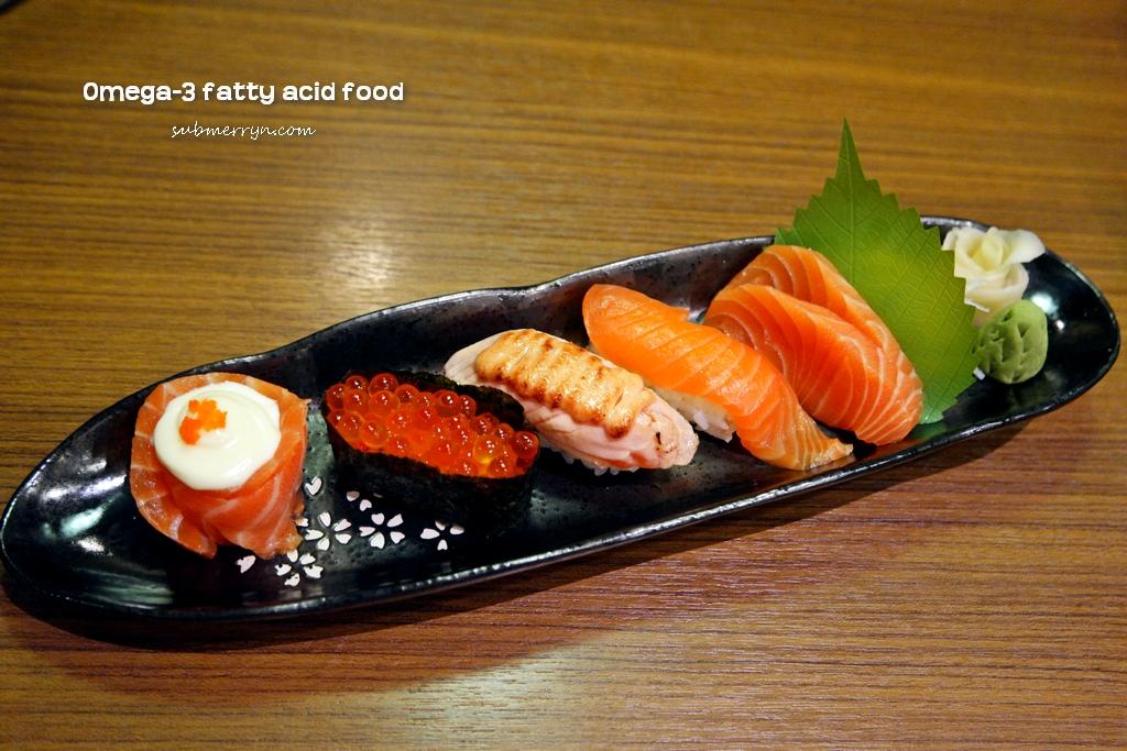 Omega 3 fatty acids food