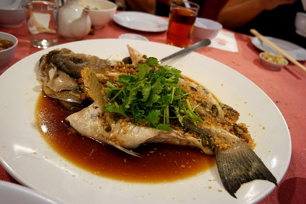 Regent Seremban fish