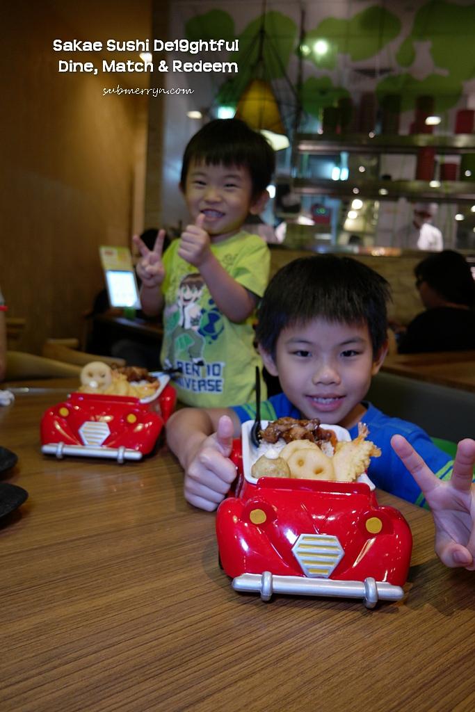 Sakae Delightful Dine Match Redeem