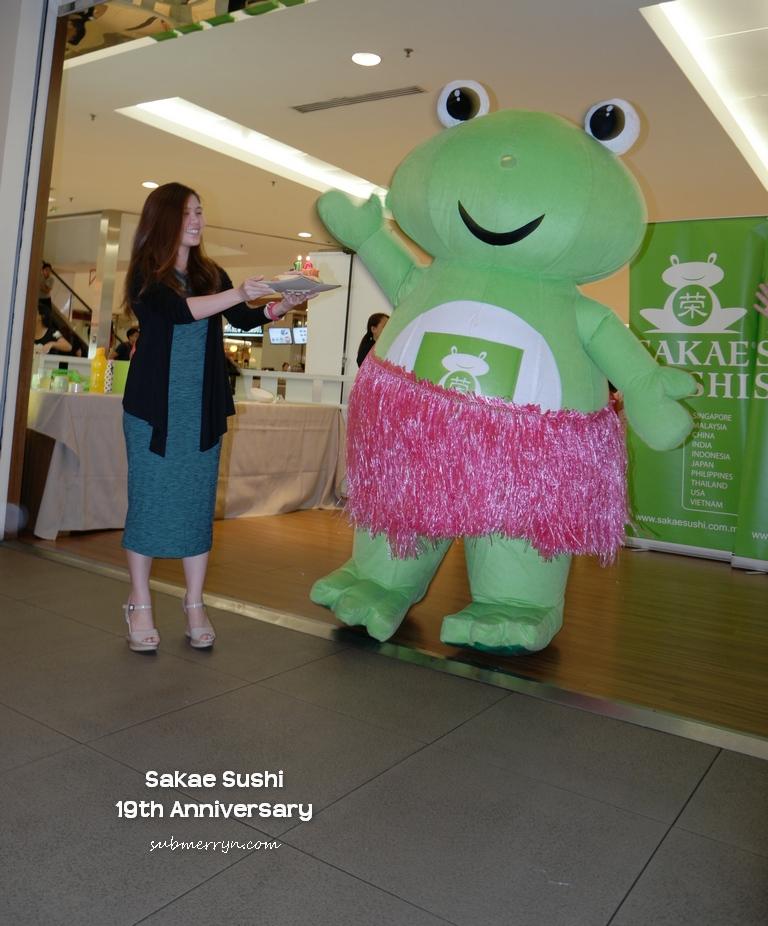 Sakae Sushi 19 Anniversary