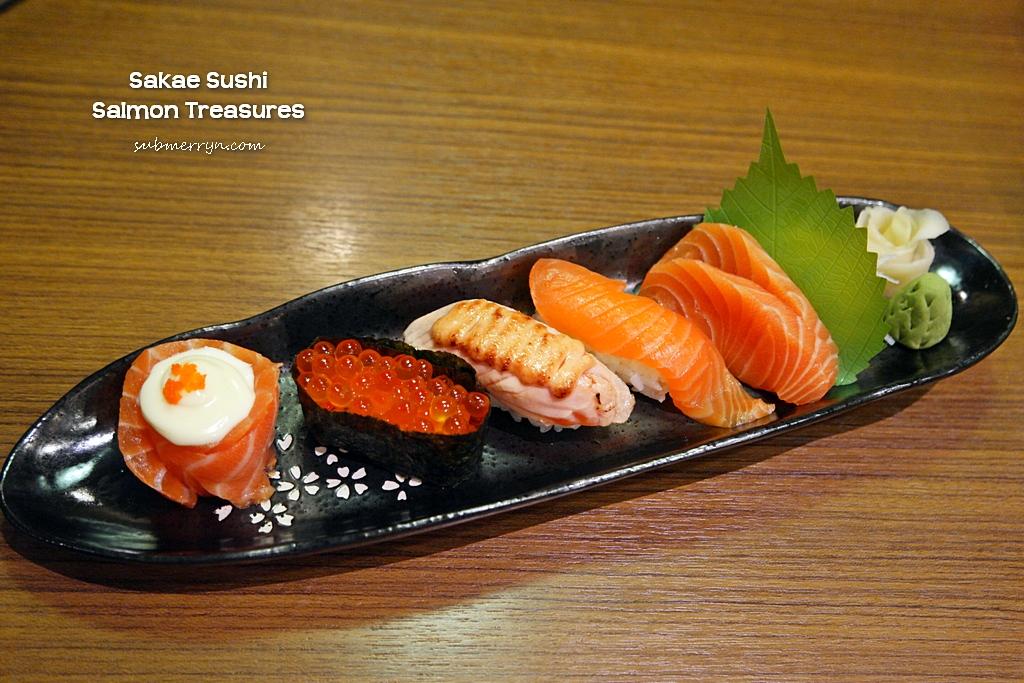 Salmon Treasures