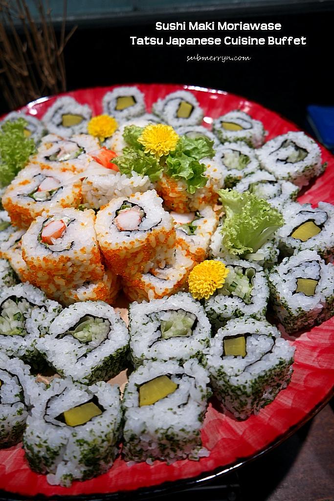 Sushi Maki moriawase