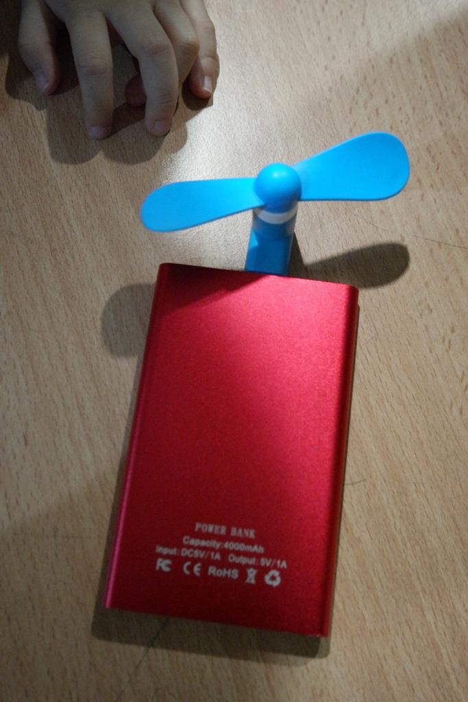 USB Fan 4