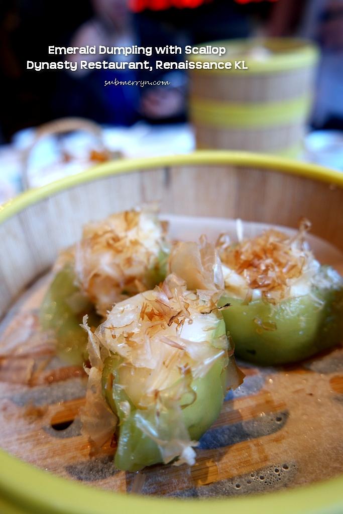 emerald dumpling