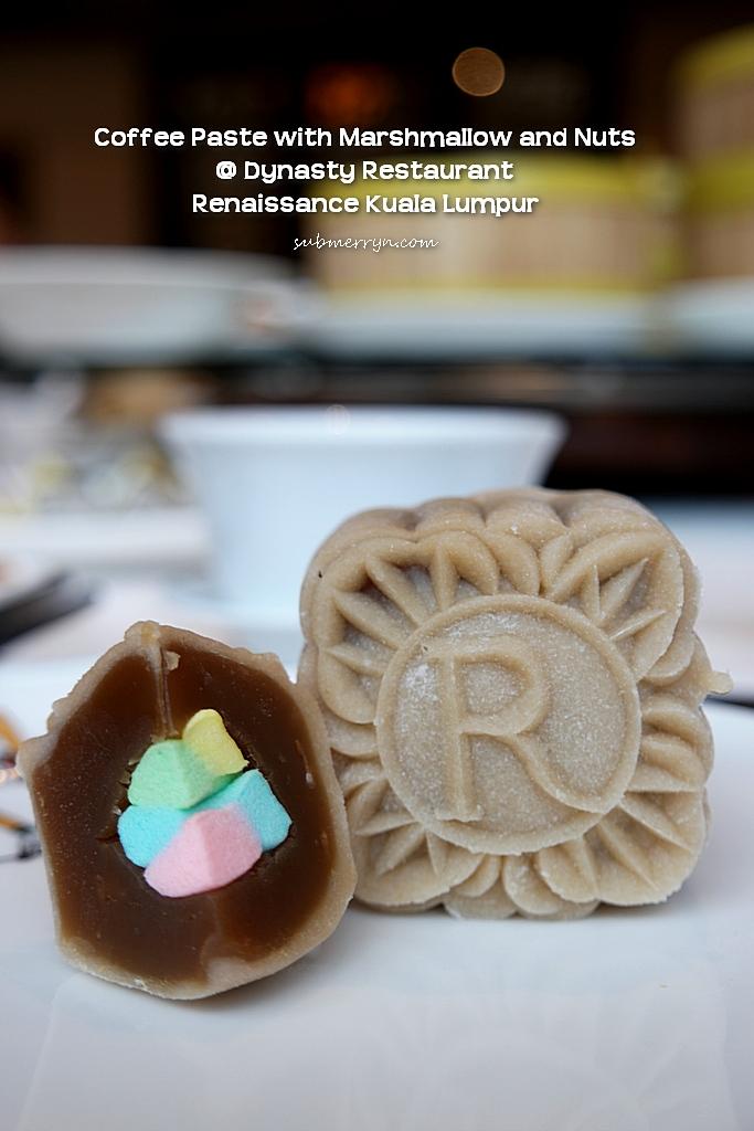 marshmallow mooncake renaissance dynasty 1