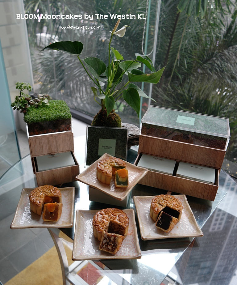 BLOOM Mooncake Terrarium The Westin KL
