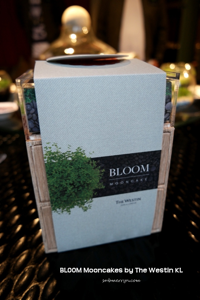 BLOOM Mooncakes by The Westin KL Terrarium