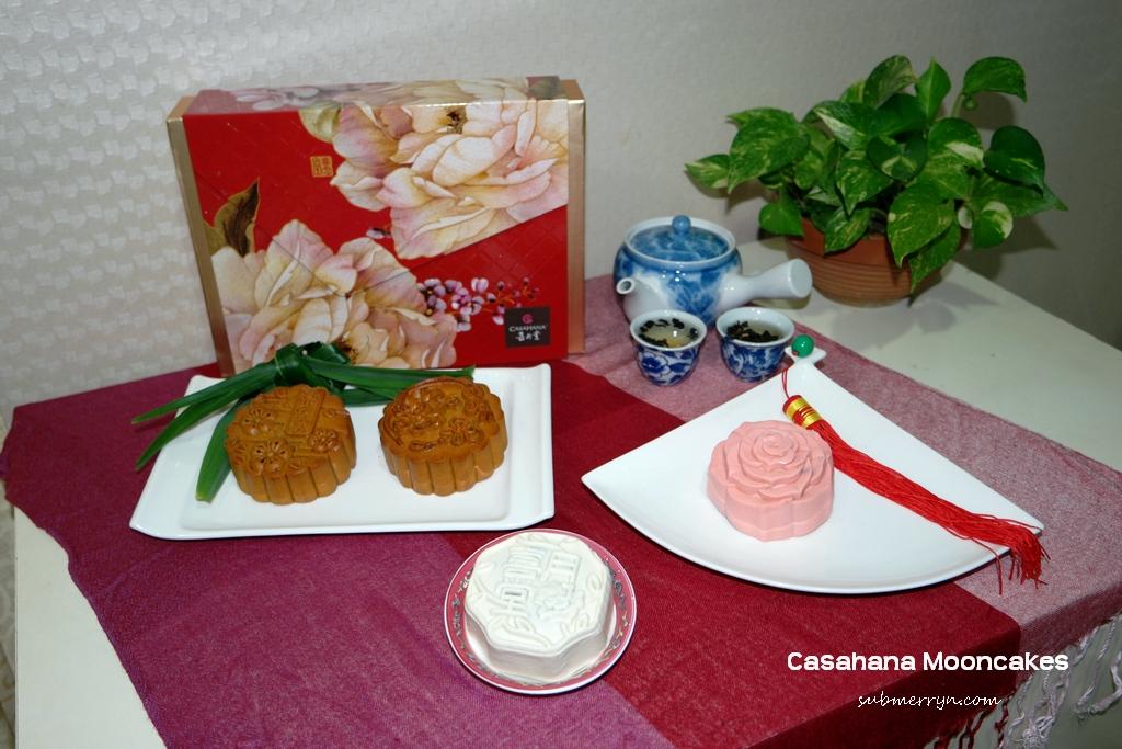 Casahana mooncakes 2