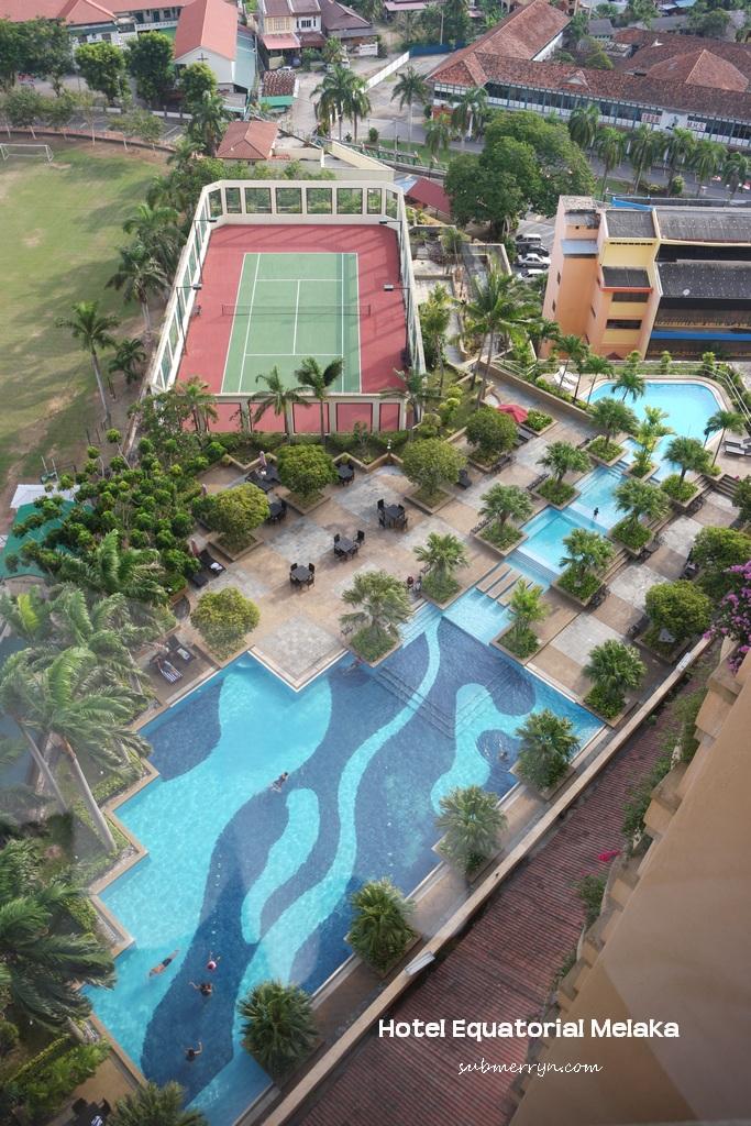 Hotel EQ Melaka