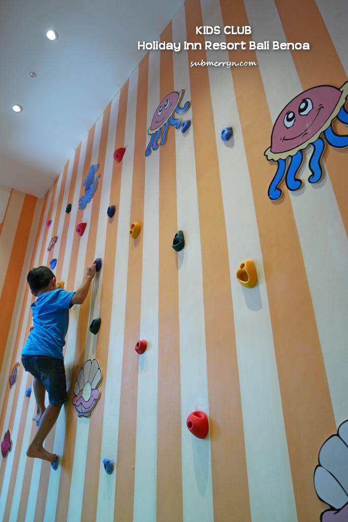 wall-climbing