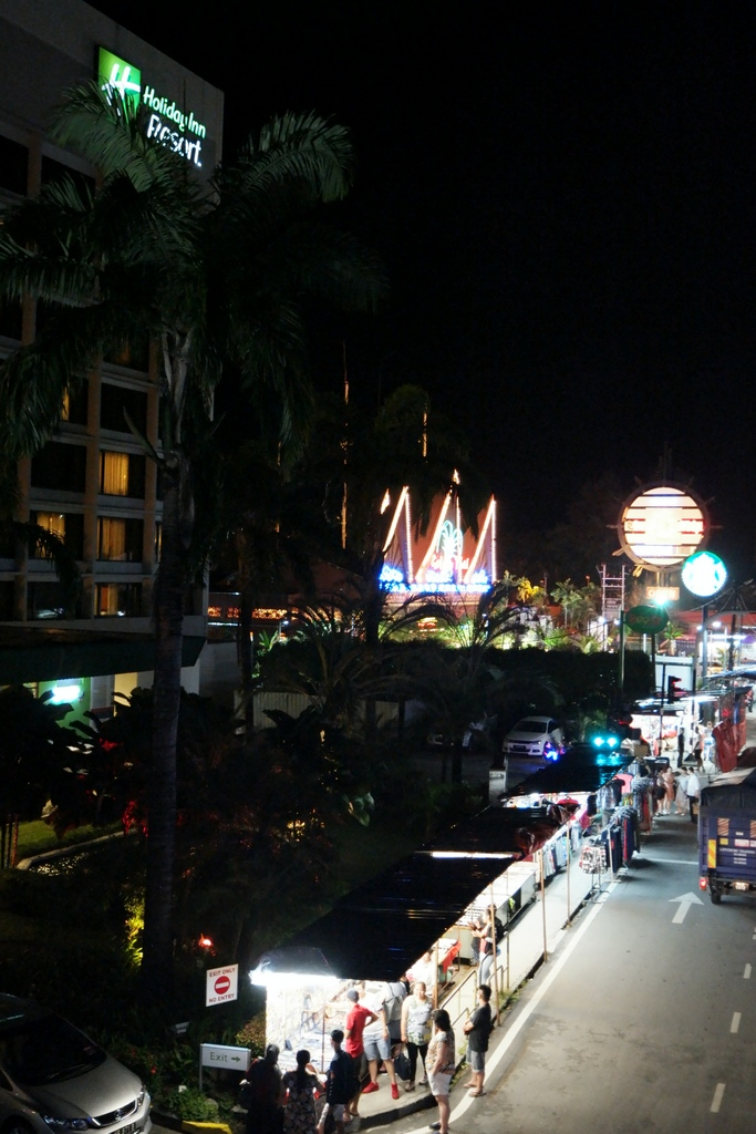 night-market