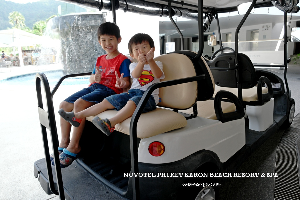 novotel-phuket-karon-beach-resort-buggy