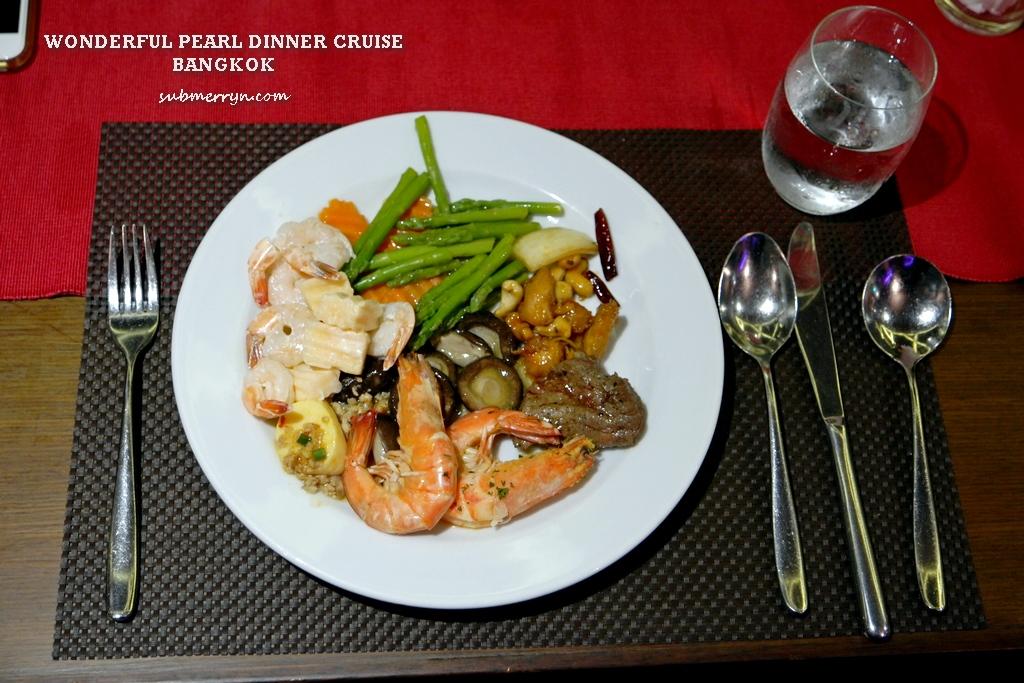 Wonderful Pearl Dinner Cruise Bangkok Thailand ‹� Home