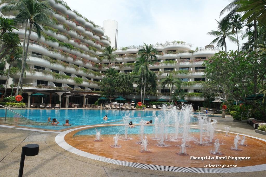 Shangri La Hotel Singapore Tower Wing Horizon Club Grand Premier Room Home Is Where My